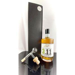 Geschenk-Set Rye Whisky 3.11 inkl. Ausgießer