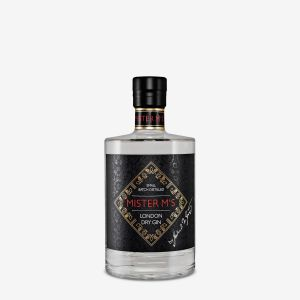 """Mister M's"" London Dry Gin"